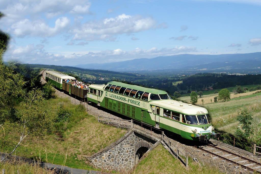 Les trains de la découverte